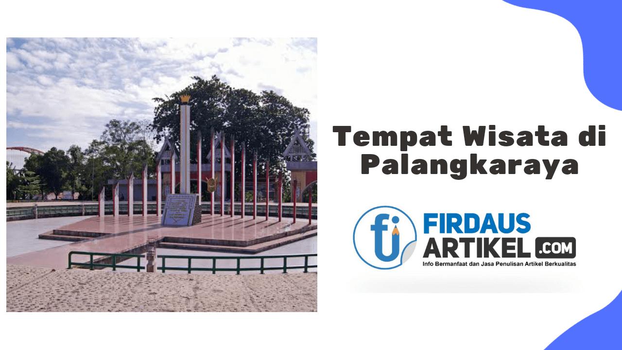 tempat wisata di Palangkaraya