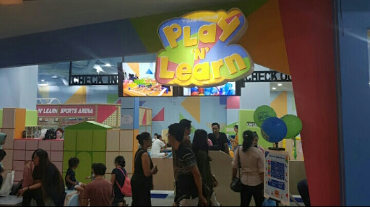 Timezone Play N Learn Galeria Mall Bali.