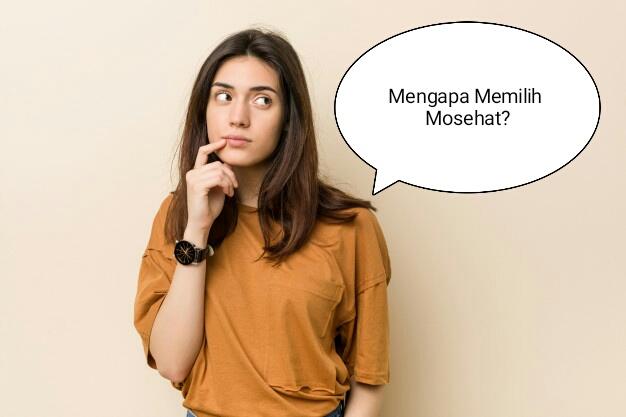 Alasan memilih obat Moringa