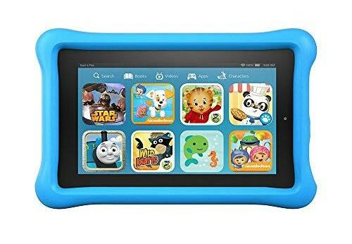 Gadget anak Amazon Fire Kids Edition Tablet
