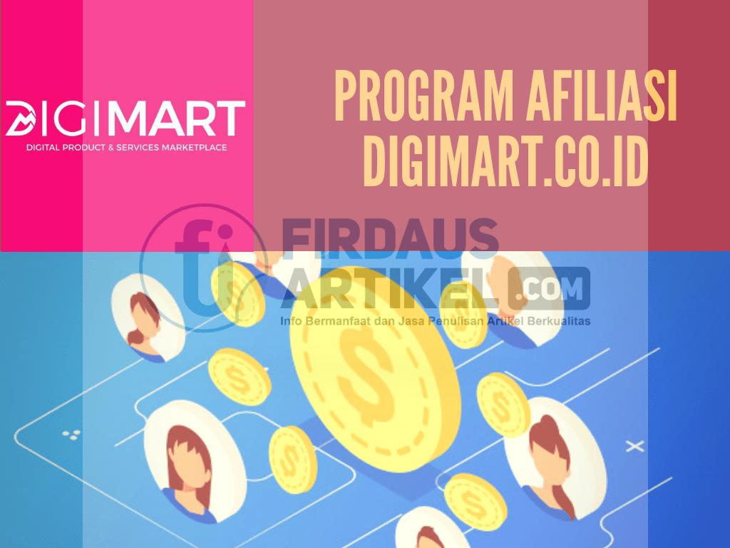 Program afiliasi digimart