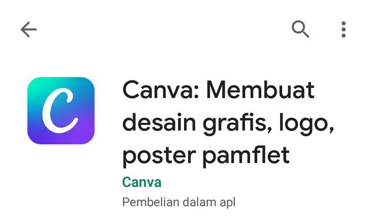 5+ Aplikasi untuk Membuat Poster Terbaik 2020 1