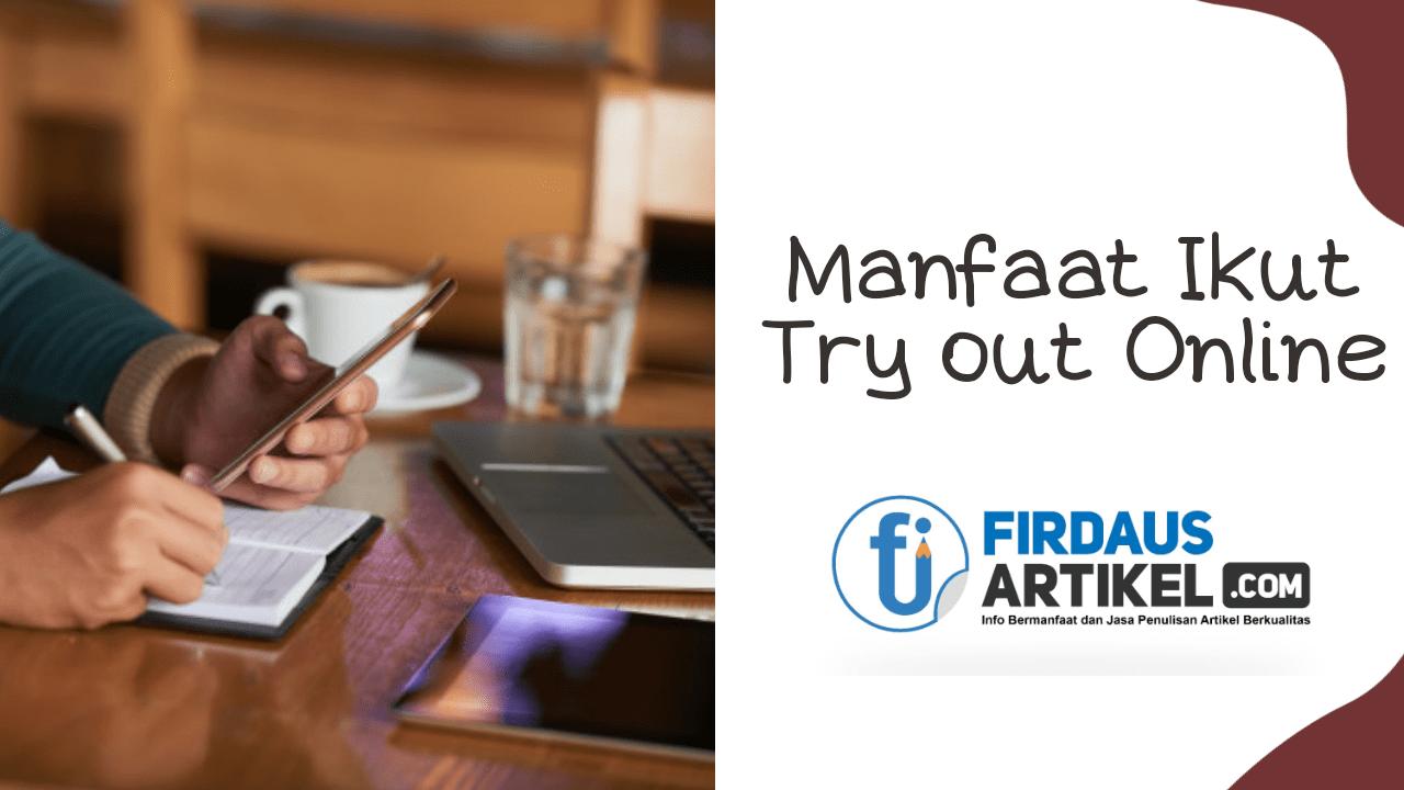 manfaat tryout online