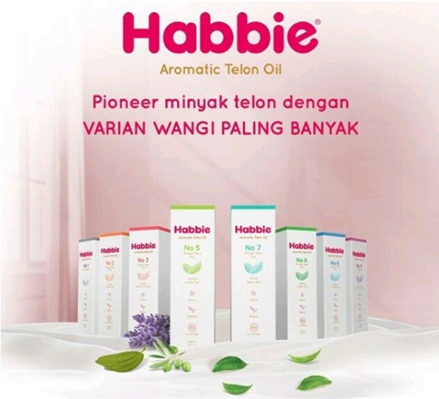 Review minyak telon habbie