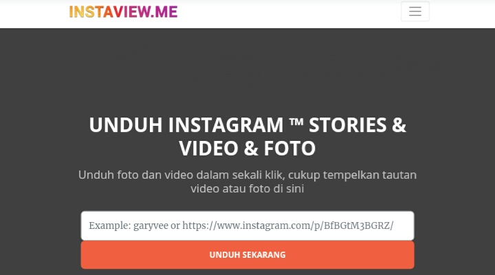 3 Cara Download Video Instastory [Tanpa Aplikasi] 2