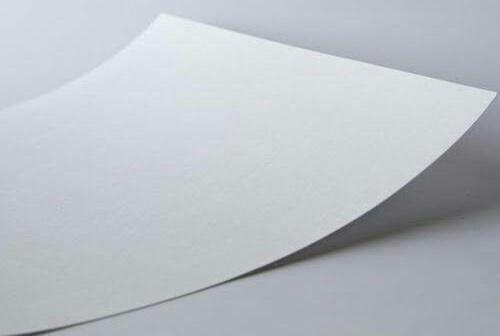 Matt paper