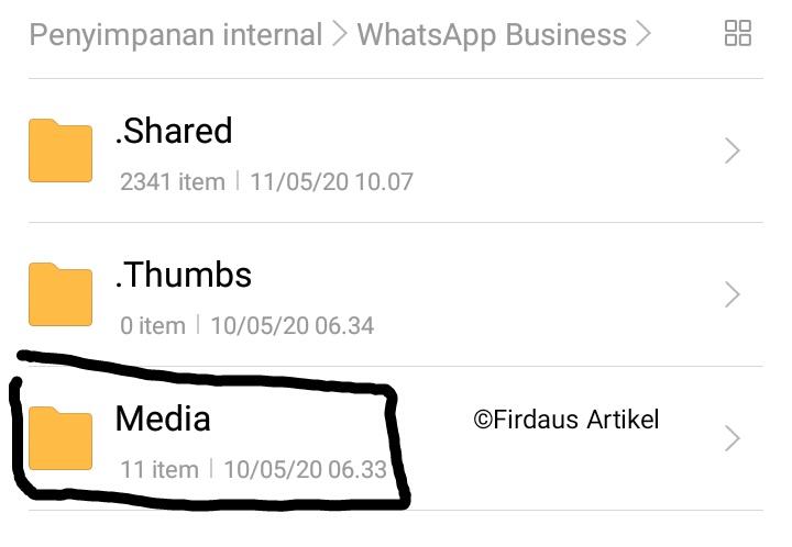 2 Cara Download Status Whatsapp Tanpa Ribet 4