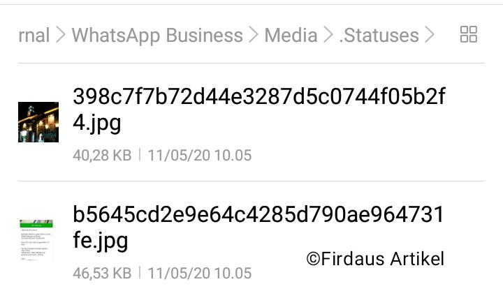 2 Cara Download Status Whatsapp Tanpa Ribet 5