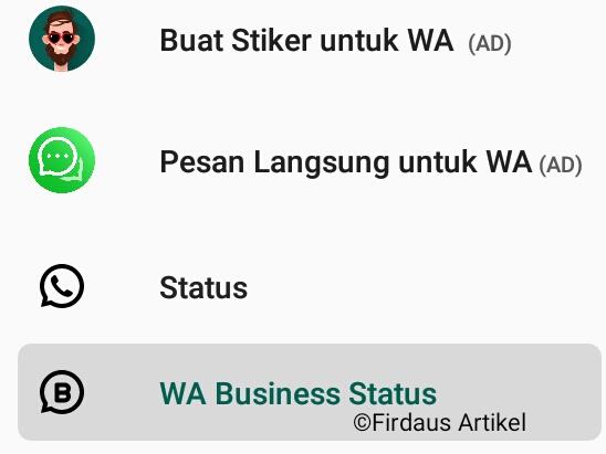 2 Cara Download Status Whatsapp Tanpa Ribet 9