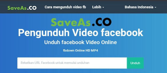 5+ Cara Download Video Facebook di Android dengan Mudah 4