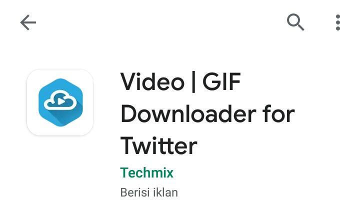 7+ Aplikasi Download Video Twitter Paling Populer 2