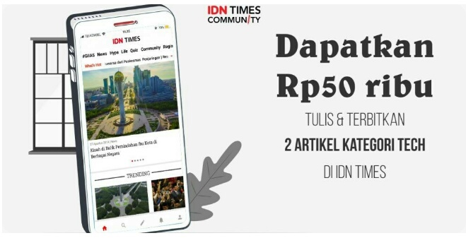IDN App, Baca Berita Lebih Mudah Hanya dalam Satu Genggaman 12