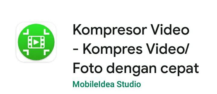 7+ Aplikasi Kompres Video untuk Ponsel Cerdas 2