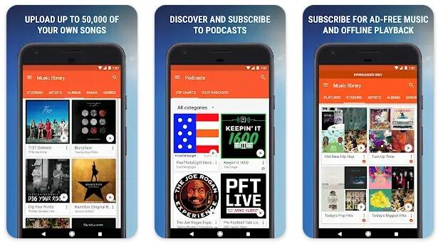 9+ Aplikasi Download Lagu di Android, Gratis! 7