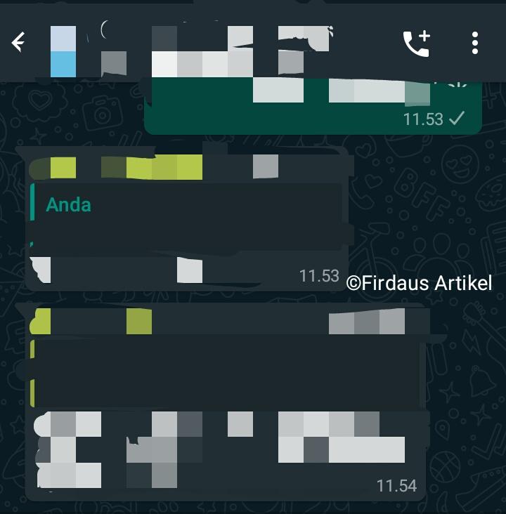 2 Cara Menonaktifkan Pemberitahuan Grup Whatsapp, Takkan Terganggu Lagi! 4