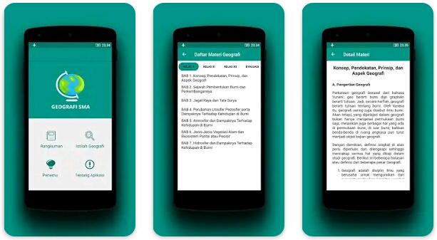 4 Aplikasi Belajar Geografi Paling Oke di Android 2