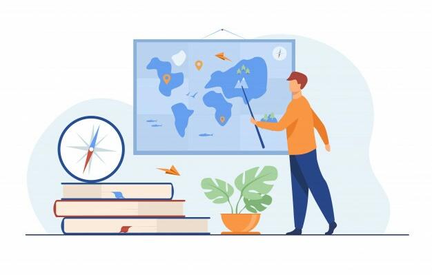 4 Aplikasi Belajar Geografi Paling Oke di Android 1