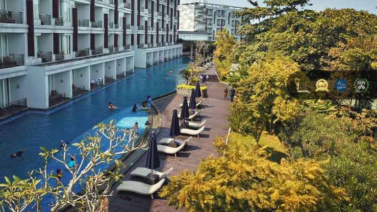 5+ Hotel Staycation Terbaik di Indonesia 7