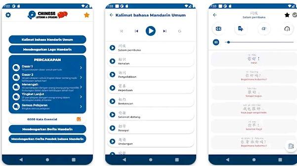 8+ Aplikasi Belajar Bahasa Mandarin Gratis Terbaik 2021 3