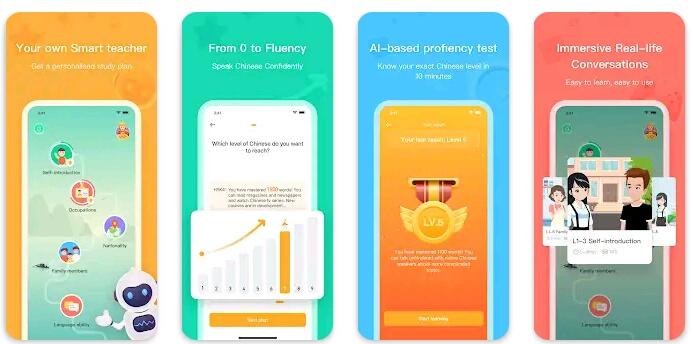 8+ Aplikasi Belajar Bahasa Mandarin Gratis Terbaik 2021 10