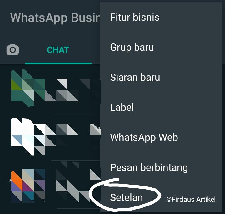 5 Cara Menghemat Kuota Whatsapp Anti Boros 5