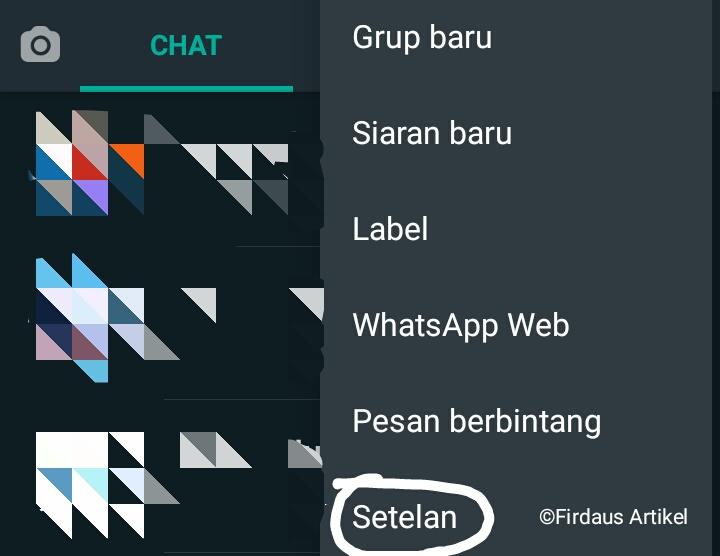 5 Cara Menghemat Kuota Whatsapp Anti Boros 8