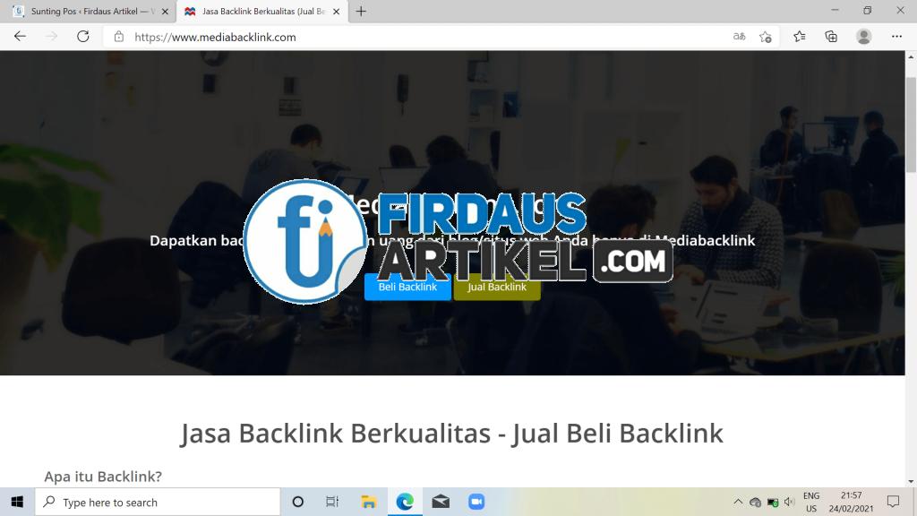 MediaBacklink.com, Layanan Backlink Berkualitas 1