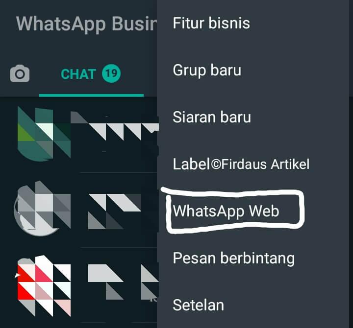 Cara Menggunakan WhatsApp Web di Android + iPhone Lengkap 5