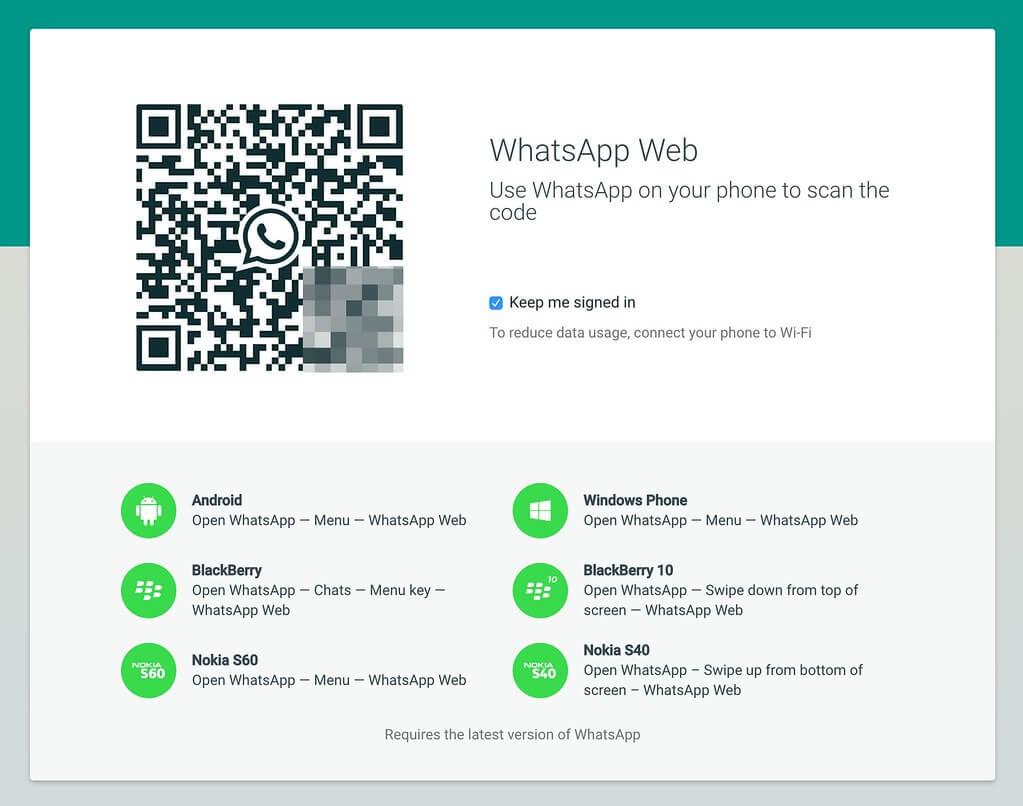 Cara Menggunakan WhatsApp Web di Android + iPhone Lengkap 9