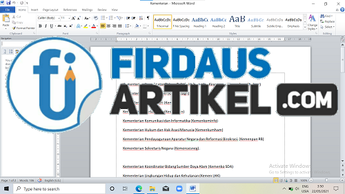 3 Cara Mengganti Tulisan di Microsoft Word, Sangat Mudah! 6