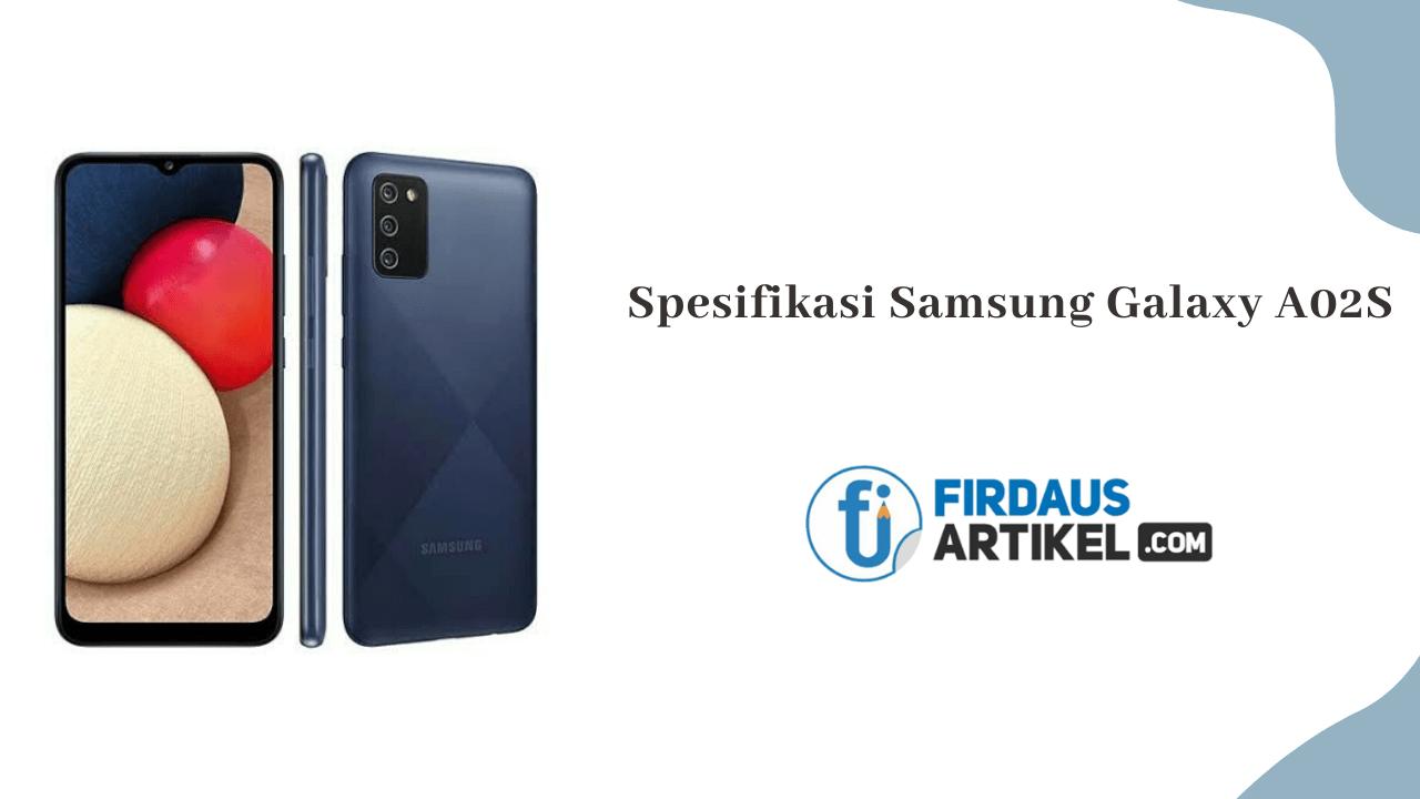 Spesifikasi Samsung Galaxy A02S