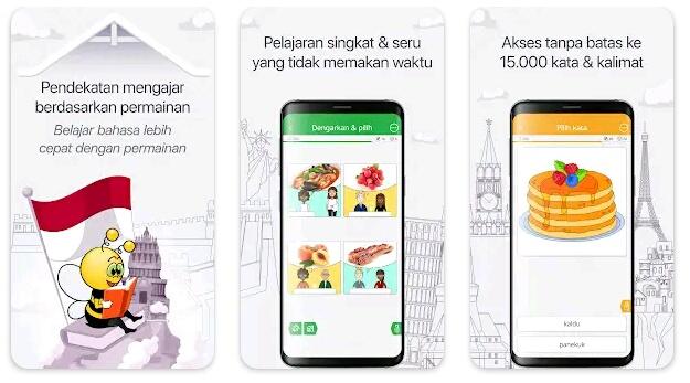 5+ Aplikasi Belajar Bahasa Indonesia Terbaik 2021 2