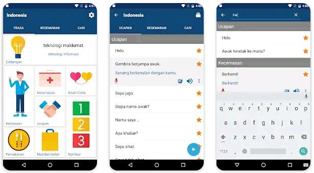 5+ Aplikasi Belajar Bahasa Indonesia Terbaik 2021 4