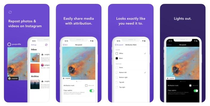 7+ Aplikasi Repost Instagram Terbaik untuk Android dan iPhone 5