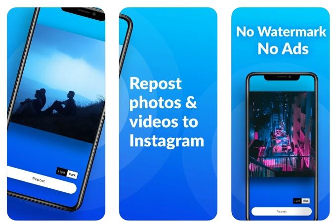 7+ Aplikasi Repost Instagram Terbaik untuk Android dan iPhone 7