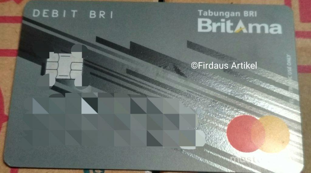 Cara Ganti Kartu ATM BRI Chip 2021 + Syarat Lengkap 2