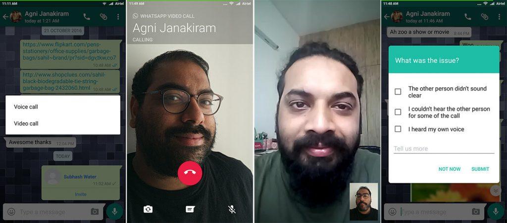 8+ Cara Video Call di Whatsapp Lengkap 8