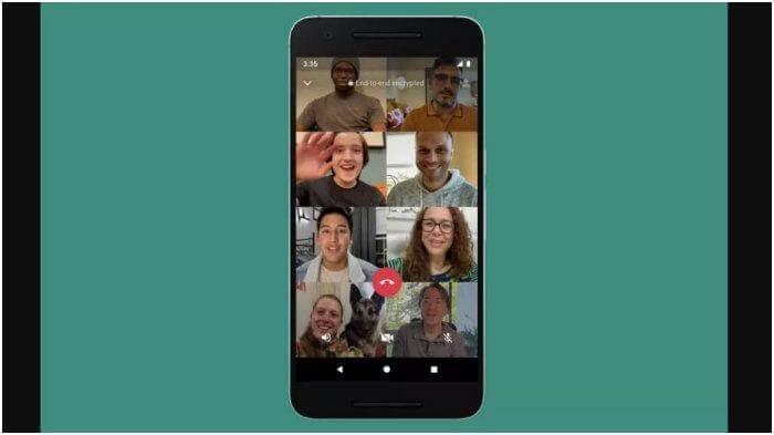8+ Cara Video Call di Whatsapp Lengkap 6